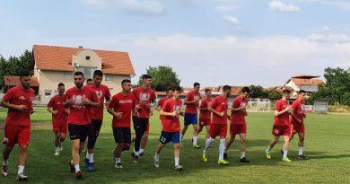 Темеринци стартовали са новим тренером Душаном Медићем
