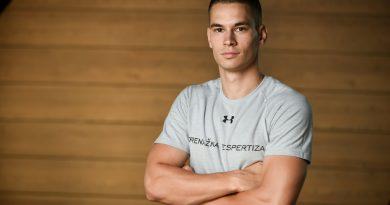 Лука Миљевић – кондициони тренер